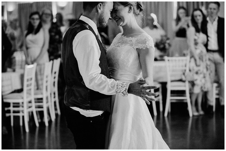 bride and groom,east horton wedding,first dance,hampshire wedding photographer,winchester wedding photographer,