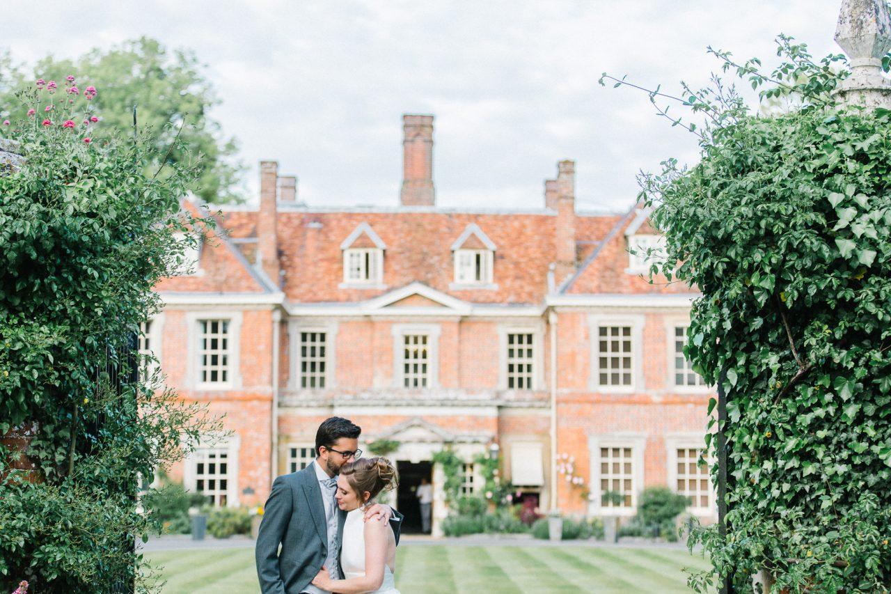 English Garden Wedding at Lainston House